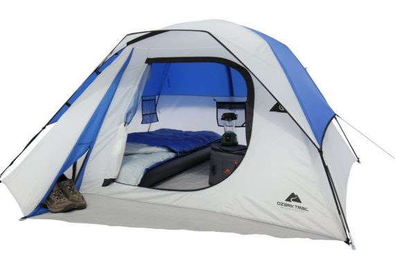 Ozark Trail 4 Person Tent, Ozark Trail Tents Review