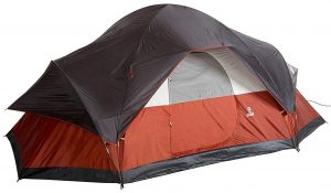 Coleman Canyon - 8 Person, Best cheap tent