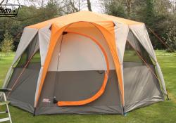 Coleman Tents, Best Coleman Tent, Coleman 2, 3, 4, 6, 8, & 10 Person tent