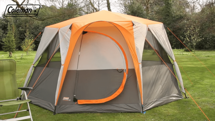 Coleman Tents, Best Coleman Tent, Coleman 2, 3, 4, 6, 8, & 10 Person tent