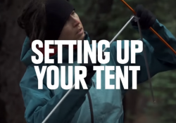 how to set up tent, how to pitch a tent, tent pitching guide