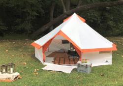 Ozark Trail Yurt Tent, Yurt Tent