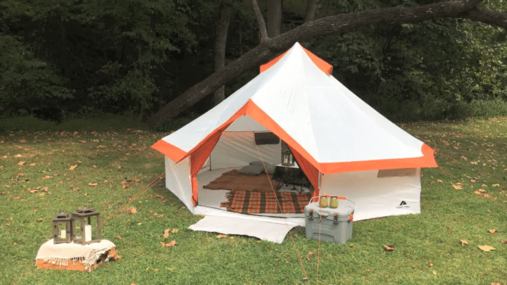 Tents Review
