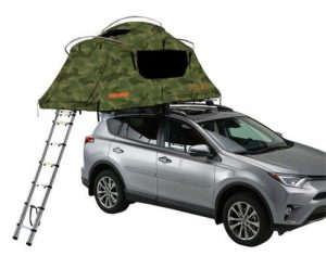Yakima SkyRise Roof Top Tent – Poler Edition