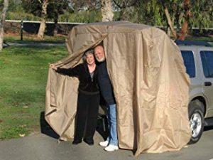 Add-a-Cabana SUV Tent