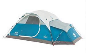 Coleman Juniper Lake Instant Dome Tent with Annex