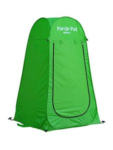 GigaTent Pop-up Pod Outdoor Shower Tent
