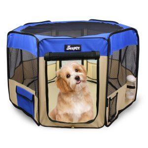 Jespet Pet Dog Playpens Reviews