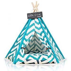 Little Dove Pet Teepe Tent Reviews