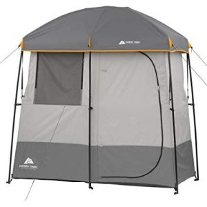 Ozark Trail 2 Room Non-Instant Shower Tent