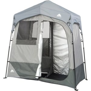 Ozark Two Room Instant Shower Tent