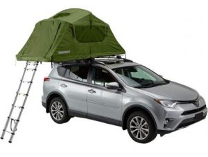 Yakima SkyRise Roof Top Tent 3-Person 3-Season