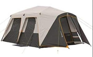 Bushnell Shield Series 9 Person 15×9 Instant Cabin Tent