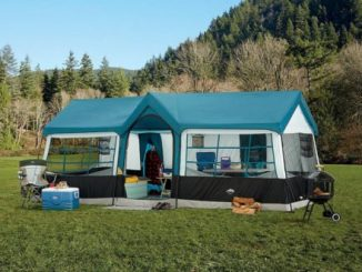 Large Camping Tent For Family