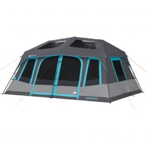 Ozark Trail 10 Person Dark Room Instant Tent