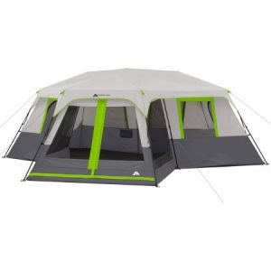 Ozark Trail 12 Persons 3 room instant cabin tent