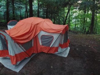 Ozark Trail 14 Person Tent