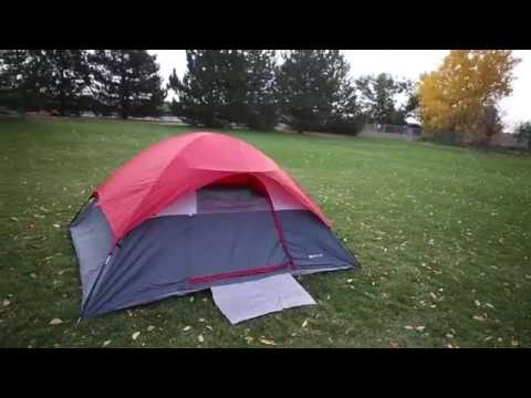 Ozark Trail 4 Person Dome Tent