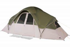 Ozark Trail 8 person modified dome tent.jpeg