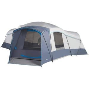 Ozark trail 16 person weather resistant cabin tent