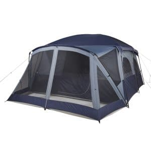 Ozark trail 12 person tent with screen porch
