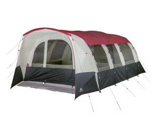 Ozark trail 16 person hazel creek tunnel tent
