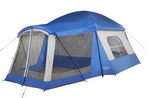 Wenzel Klondike 8 persons Tent