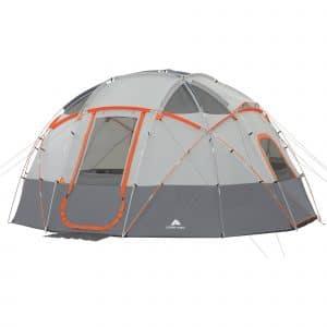 ozark trail 12 person sphere tent