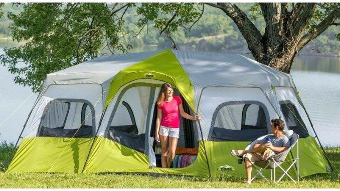 ozark trail 12 person tent