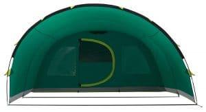 Coleman 6 Man Fastpitch Air Valdes Tent XL