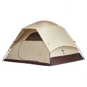 Eureka Tetragon HD 3-Season 5 Person Camping Tent