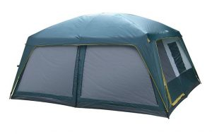 Gigatent 10 Person Family Tent - 3 Room Tent