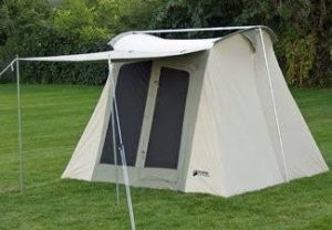 Kodiak Canvas Flex-Bow 4-Person Canvas Tent