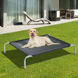 PawHut Elevated Portable Pet Cot