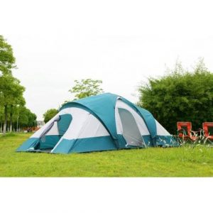 SEMOO Water Resistant 9-Person 3-Room Family Tent