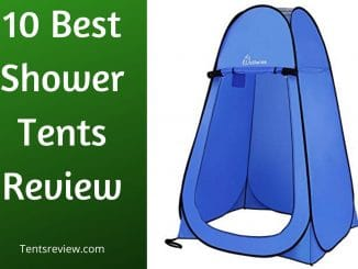 shower tents review