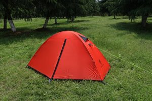 GEERTOP 1 Person Backpacking Tent