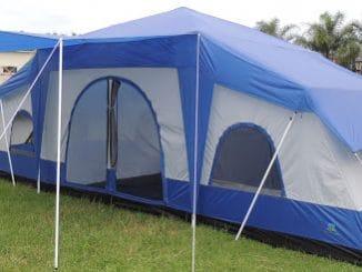 4 room tent