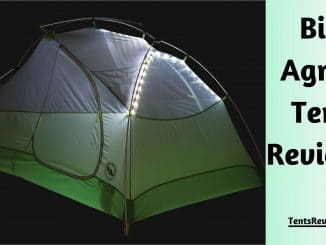 Big Agnes Tent Reviews