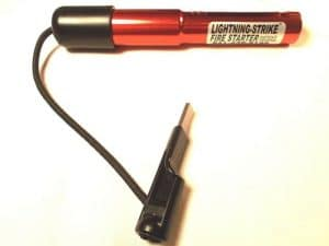 Lightning Strike Standard Fire Starter by Holland