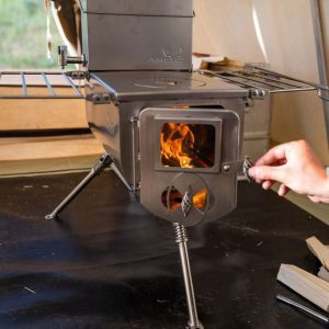 Winnerwell Woodlander Medium Tent Stove