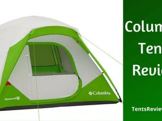 Columbia Tents Review