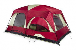 Columbia cougar tent review
