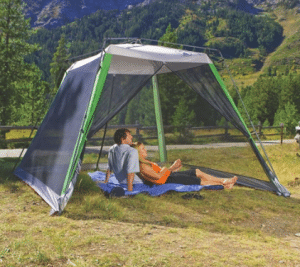 Coleman Instant Screen house for camping