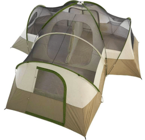 Wenzel Mammoth 16 person tent